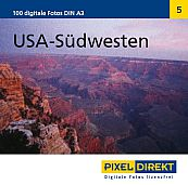 CD-005 USA Südwesten
